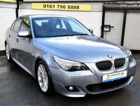 USED 2006 56 BMW 5 SERIES 2.5 523I M SPORT 4d 175 BHP * NATIONWIDE WARRANTY INCLUDED *