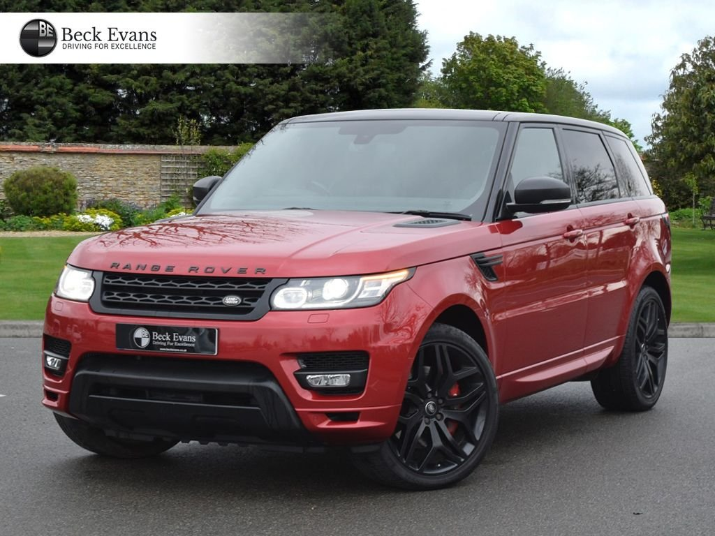 2015 Land Rover Range Rover Sport Autobiography Dynamic