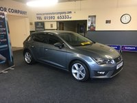 USED 2015 65 SEAT LEON 2.0 TDI FR TECHNOLOGY 5d 150 BHP Technology Pack
