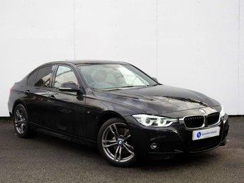 2016 BMW 3 SERIES 2.0 330I M SPORT 4d 248 BHP £20850.00