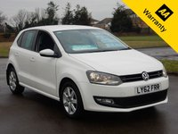 USED 2013 62 VOLKSWAGEN POLO 1.4 MATCH 5d 83 BHP