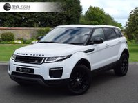 USED 2016 16 LAND ROVER RANGE ROVER EVOQUE 2.0 TD4 SE TECH 5d AUTO 177 BHP  VAT QUALIFYING  LOW MILEAGE AUTOMATIC PANORAMIC SUNROOF