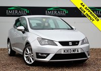 USED 2013 13 SEAT IBIZA 1.6 CR TDI FR 5d 104 BHP **COMING SOON!**CALL TO RESERVE**SECURE WITH A £99 FULLY REFUNDABLE DEPOSIT**£0 DEPOSIT FINANCE AVAILABLE**