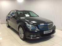 2011 MERCEDES-BENZ C CLASS 2.1 C200 CDI BLUEEFFICIENCY ELEGANCE ED125 4d 136 BHP £8500.00