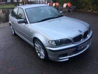 2003 BMW 3 SERIES 2.2 320I SPORT 4d AUTO 168 BHP £1100.00