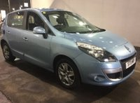 USED 2011 11 RENAULT SCENIC 1.5 EXPRESSION DCI 5d 110 BHP 6 MONTHS PARTS+ LABOUR WARRANTY+AA COVER