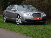 2006 BENTLEY CONTINENTAL FLYING SPUR 6.0 4dr £18950.00