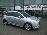 USED 2010 60 CITROEN C3 1.6 HDI EXCLUSIVE 5d 90 BHP £0 DEPOSIT, DRIVE AWAY TODAY!!