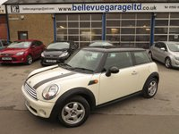 2009 MINI HATCH COOPER 1.6 COOPER 3d 118 BHP £4995.00
