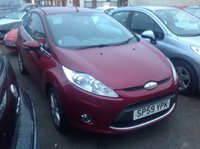 USED 2009 59 FORD FIESTA 1.2 ZETEC 3d 81 BHP Grea value fiesta, alloys, air/con, superb, great value,