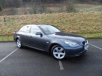 2007 BMW 5 SERIES 2.0 520D SE 4d AUTO 161 BHP £3990.00