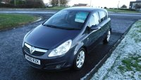 USED 2010 60 VAUXHALL CORSA 1.2 SE 5d 83 BHP Alloys,Air Con,Full Service History,Very Clean