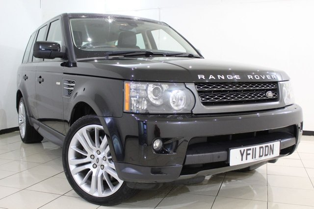 View our 2011 11 LAND ROVER RANGE ROVER SPORT 3.0 TDV6 HSE 5DR AUTOMATIC 245 BHP