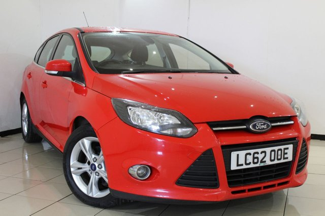 View our 2012 62 FORD FOCUS 1.6 ZETEC ECONETIC TDCI 5DR 104 BHP