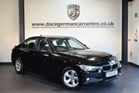 USED 2013 13 BMW 3 SERIES 2.0 320D EFFICIENTDYNAMICS 4DR AUTO 161 BHP + FULL SERVICE HISTORY + 1 OWNER FROM NEW + SPORT SEATS + CRUISE CONTROL + DAB RADIO + RAIN SENSORS + AUTO AIR CONDITIONING + PARKING SENSORS + 16 INCH ALLOY WHEELS +