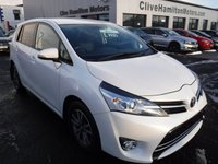 USED 2014 14 TOYOTA VERSO 1.6 D-4D ICON 5d 110 BHP 7 Seats