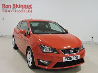2016 SEAT IBIZA}