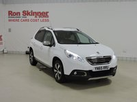 USED 2015 65 PEUGEOT 2008 1.6 BLUE HDI S/S ALLURE 5d 100 BHP