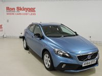USED 2014 64 VOLVO V40 1.6 D2 CROSS COUNTRY SE 5d 113 BHP