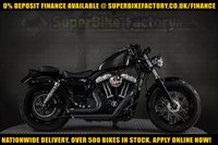 USED 2012 62 HARLEY-DAVIDSON SPORTSTER XL1200X FORTY EIGHT  GOOD BAD CREDIT ACCEPTED, NATIONWIDE DELIVERY,APPLY NOW