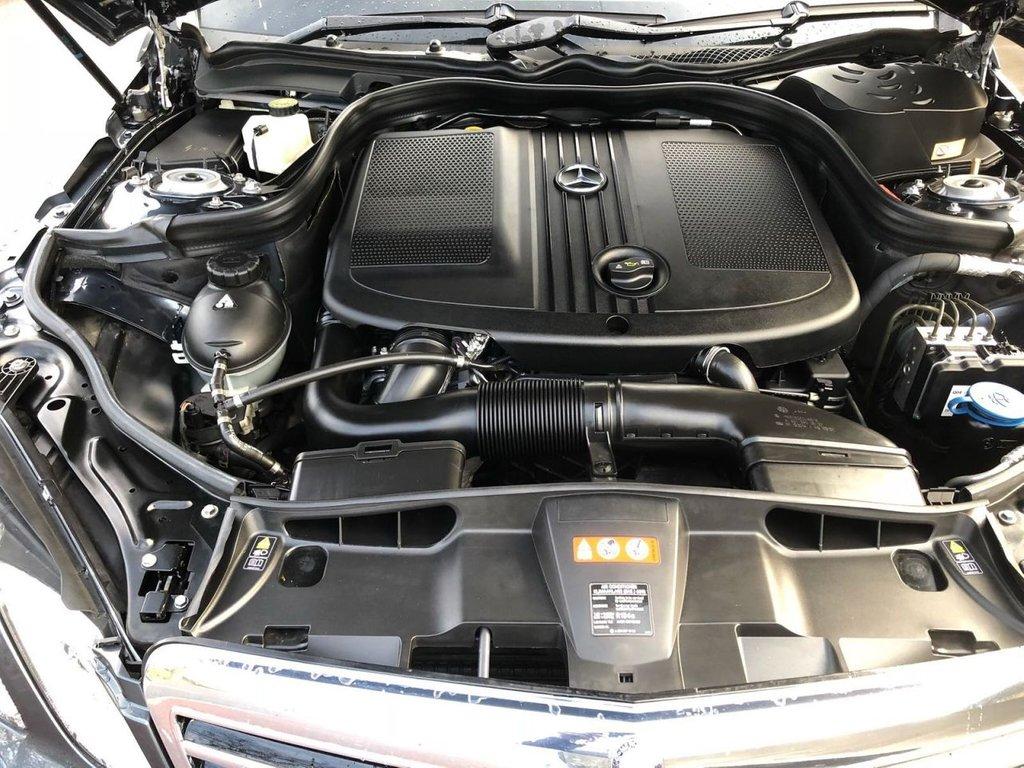 Mercedes-Benz E-Class E220 CDI Blueefficiency S/S Sport