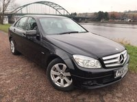 2010 MERCEDES-BENZ C CLASS 2.1 C200 CDI BLUEEFFICIENCY EXECUTIVE SE 4d 136 BHP £8990.00