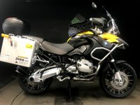 USED 2010 60 BMW R 1200 GS ADVENTURE TU 2010. FSH. 35K. TOURATECH LUGGAGE. ABS. ASC. ESA. SPOTS.