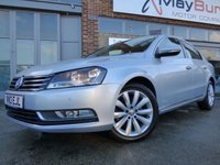 2013 VOLKSWAGEN PASSAT 2.0 HIGHLINE TDI BLUEMOTION TECHNOLOGY 4d 139 BHP £8995.00