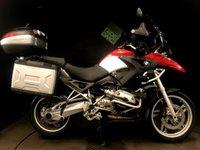USED 2007 57 BMW R1200GS 07. FULL AKRAPOVIC. FSH. FULL LUGG. 51K. LOVELY BIKE