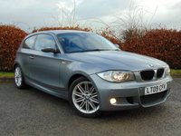USED 2009 09 BMW 1 SERIES 2.0 116D M SPORT 3d  * ONE OWNER FROM NEW * DIESEL * COMPREHENSIVE SERVICE HISTORY *