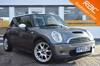 USED 2005 55 MINI HATCH COOPER 1.6 COOPER S 3d AUTO 168 BHP THE CAR FINANCE SPECIALIST