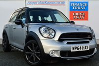 USED 2014 64 MINI COUNTRYMAN 2.0 COOPER SD ALL4 5d 141 BHP ONE OWNER FROM NEW