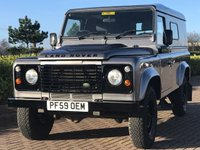 2010 LAND ROVER DEFENDER
