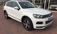2013 VOLKSWAGEN TOUAREG 3.0 V6 R-LINE TDI BLUEMOTION TECHNOLOGY 5d AUTO 242 BHP £24990.00