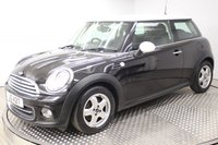 USED 2011 MINI HATCH COOPER 1.6 COOPER 3d 122 BHP