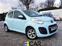 USED 2014 14 CITROEN C1 1.0 EDITION 5d 67 BHP 1 PREVIOUS OWNER + FULL SERVICE HISTORY