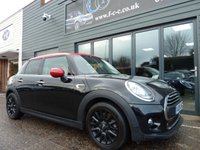 2015 MINI HATCH ONE 1.2 ONE 5d 101 BHP £SOLD