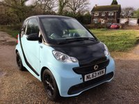 2013 SMART FORTWO 1.0 PULSE MHD 2d AUTO 71 BHP £4890.00