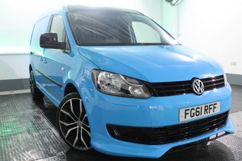 View our VOLKSWAGEN CADDY MAXI