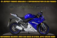 USED 2017 17 YAMAHA YZF-R125 125cc GOOD BAD CREDIT ACCEPTED, NATIONWIDE DELIVERY,APPLY NOW