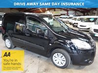 USED 2014 14 CITROEN BERLINGO 1.6 625 ENTERPRISE L1 HDI  75 BHP-ONE OWNER-FULL SERVICE HISTORY  '' YOU'RE IN SAFE HANDS  ''  WITH THE AA DEALER PROMISE