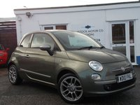 USED 2010 10 FIAT 500 1.2 BY DIESEL MULTIJET 75 3d 75 BHP