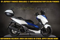 USED 2015 15 HONDA NSS125A FORZA 125cc GOOD BAD CREDIT ACCEPTED, NATIONWIDE DELIVERY,APPLY NOW