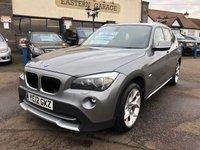 2012 BMW X1 2.0 XDRIVE20D SE 5d 174 BHP £8995.00