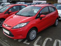 USED 2009 59 FORD FIESTA 1.2 STYLE 5d 81 BHP **ZERO DEPOSIT FINANCE AVAILABLE** PART EXCHANGE WELCOME