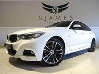 2015 BMW 3 SERIES 3.0 335D XDRIVE M SPORT GRAN TURISMO 5d AUTO 309 BHP £22990.00