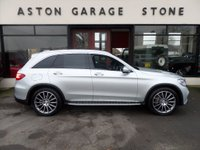 USED 2015 65 MERCEDES-BENZ GLC-CLASS 2.1 GLC 250 D 4MATIC AMG LINE PREMIUM PLUS 5d AUTO 201 BHP ** NAV * PANROOF ** ** SAT NAV * PAN ROOF * 360 CAMERAS **
