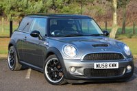 USED 2008 58 MINI HATCH COOPER 1.6 COOPER S 3d AUTO 172 BHP
