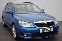 USED 2011 11 SKODA OCTAVIA 2.0 VRS TFSI 5d 198 BHP A BEAUTIFUL CAR IN STUNNING CONDITION BE QUICK