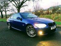 2011 BMW 3 SERIES 2.0 320D M SPORT 2d 181 BHP £10500.00